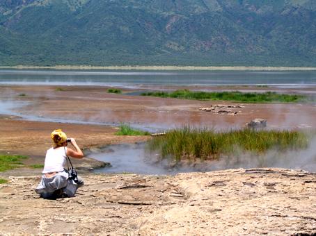 Lago Bogoria. Kenya. Septiembre de2005