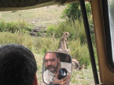 Luis Miranda. Serengeti. Tanzania. Septiembre de 2006