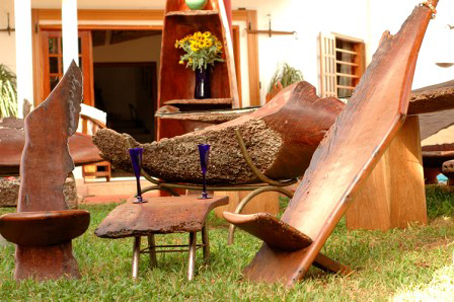Siggy, muebles de Senegal