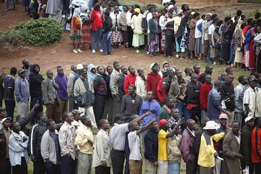 Elecciones en Kenya -27D